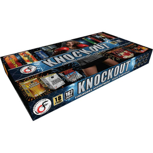 Competition Fireworks Family Pack Assortment Knockout