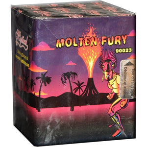 Mystical Fireworks Cakes Molten Fury