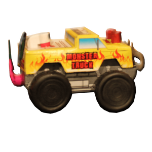 Mystical Fireworks Miscellaneous Monster Truck