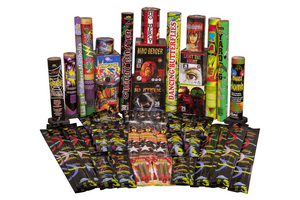 Fireworks Central Assortments Multi-Family (6-15 People)