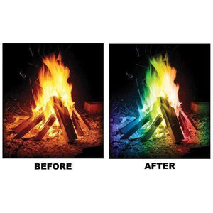 Mystical Fireworks Campfire Products 1 Piece Mystical Fire