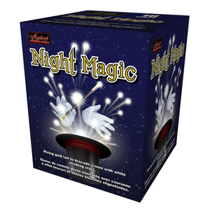 Mystical Fireworks Cakes Night Magic