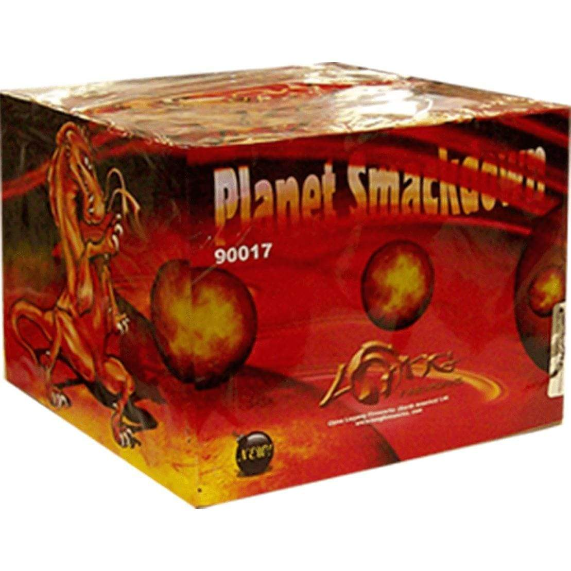 Mystical Fireworks Cakes Planet Smackdown