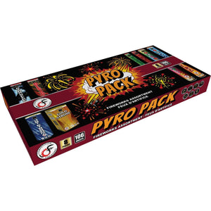 Competition Fireworks Family Pack Assortment Pyro Pack