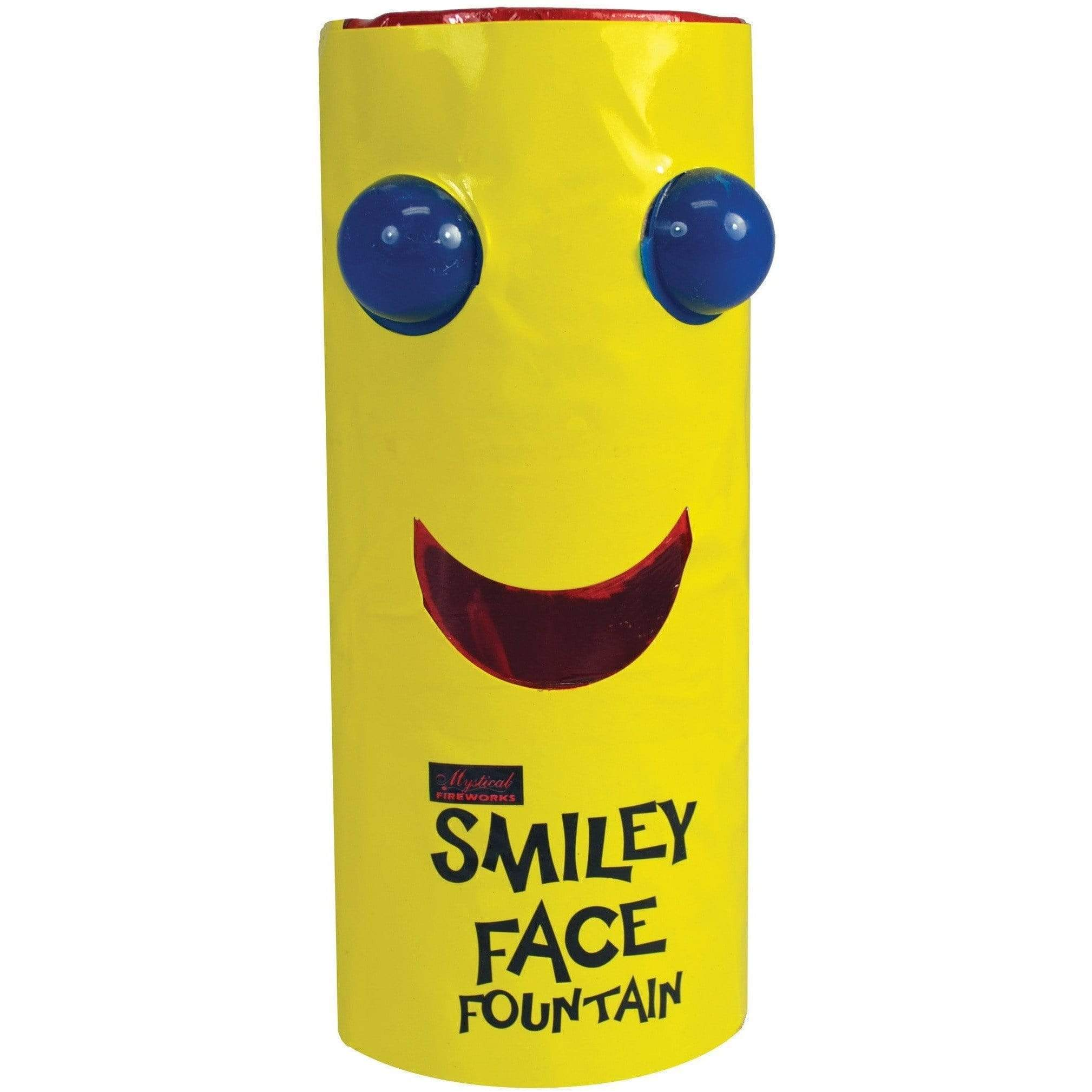 The Smiley Face by Mystical Fireworks | Fireworks Canada