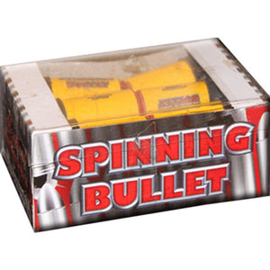 Mystical Fireworks Ground Spinners Spinning Bullet  (12pk)