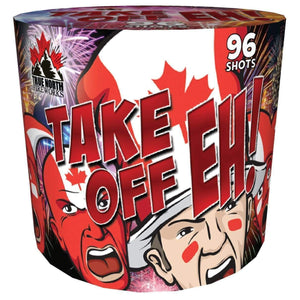 True North Fireworks Cakes Take Off Eh