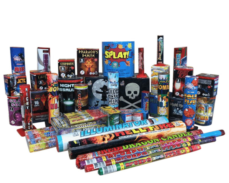 Fireworks Central Assortments The Skraabapbap Assortment