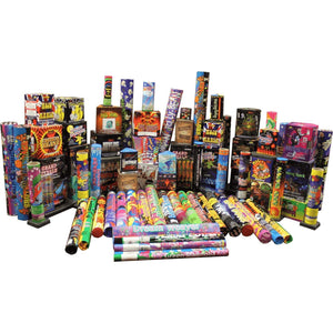 Mystical Fireworks Assortments Ultimate Package