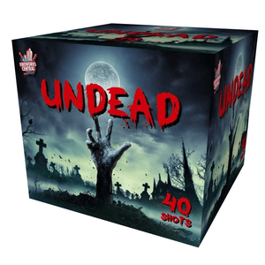 Fireworks Central Cakes 1 Piece Undead