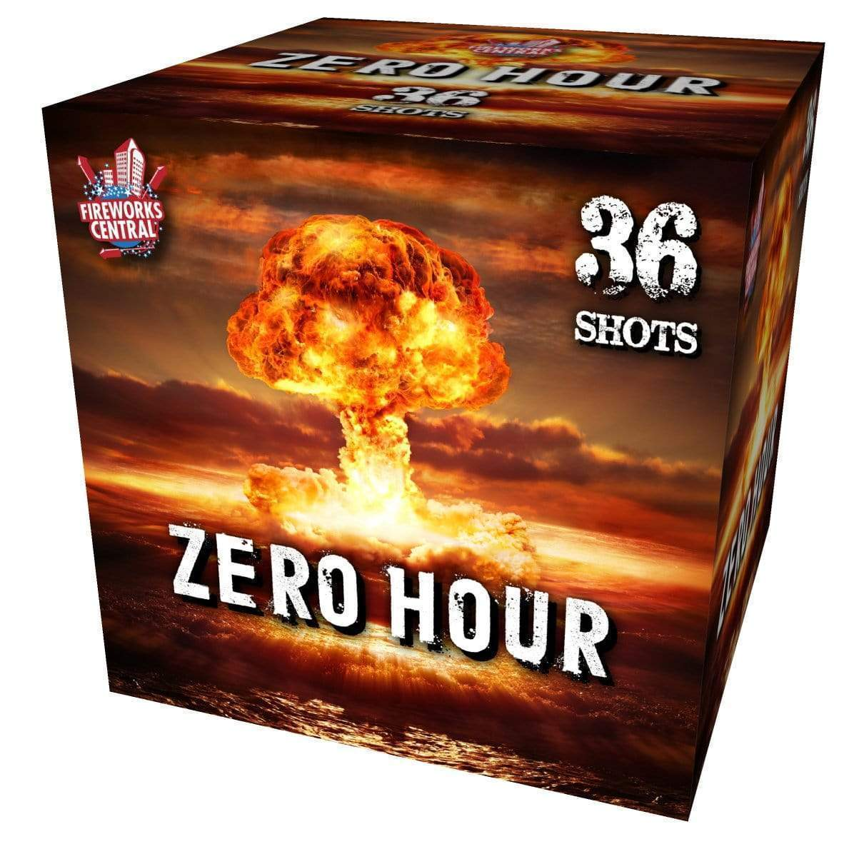 Fireworks Central Cakes Zero Hour
