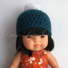 Mini Crochet Beanie - Soft and stretchy