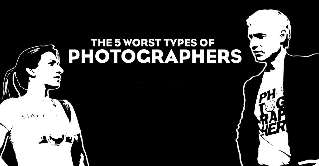 The Most Annoying Photographers EVER!!!