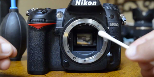 3 Easy Steps To Keep Your Camera Sensor Brand New!