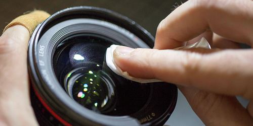 Why Cleaning Your Camera & Lenses is So Important!
