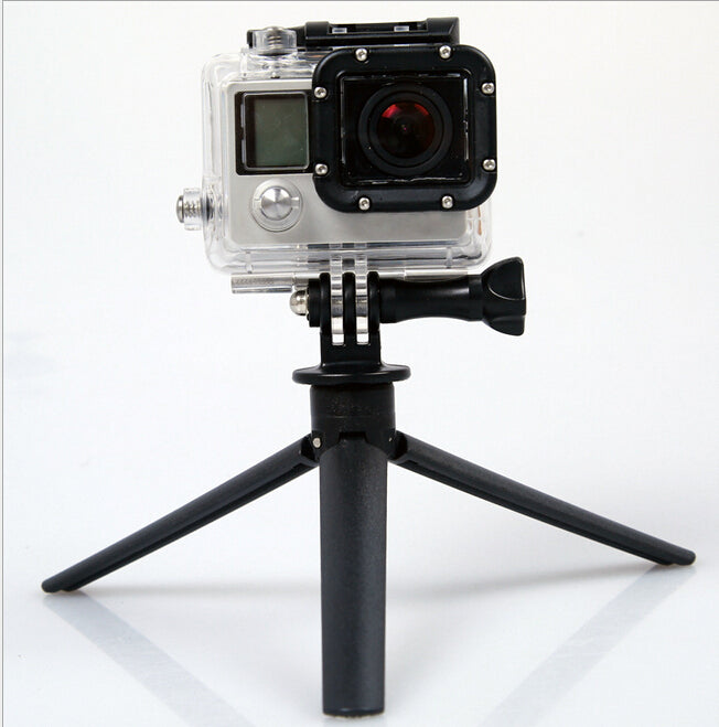 Carbon GoPro Mini Tripod + Mount Adapter