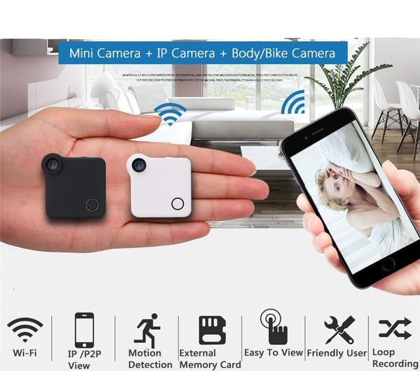 Mini HD Wireless Camera