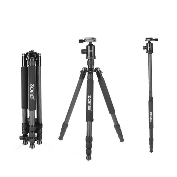 Z3 Travel Portable Tripod + Ball Head