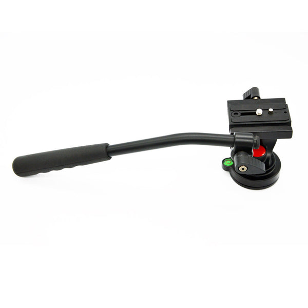 Pro Camcorder Fluid Head  + Quick Release