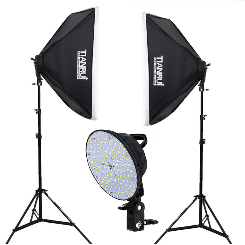 Pro LED Lighting Studio Kit