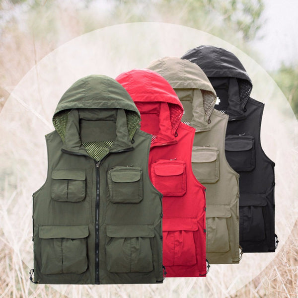 Photography/Fishing Outdoor Vest