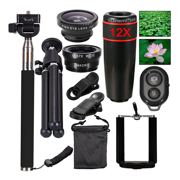 ZenLenses Kit - Complete Mobile Lenses Kit v1.0