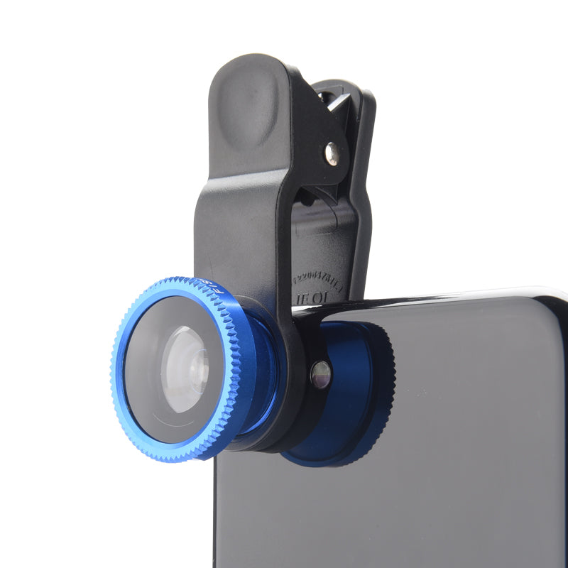 EasyLens 3 in 1 Mobile Lenses