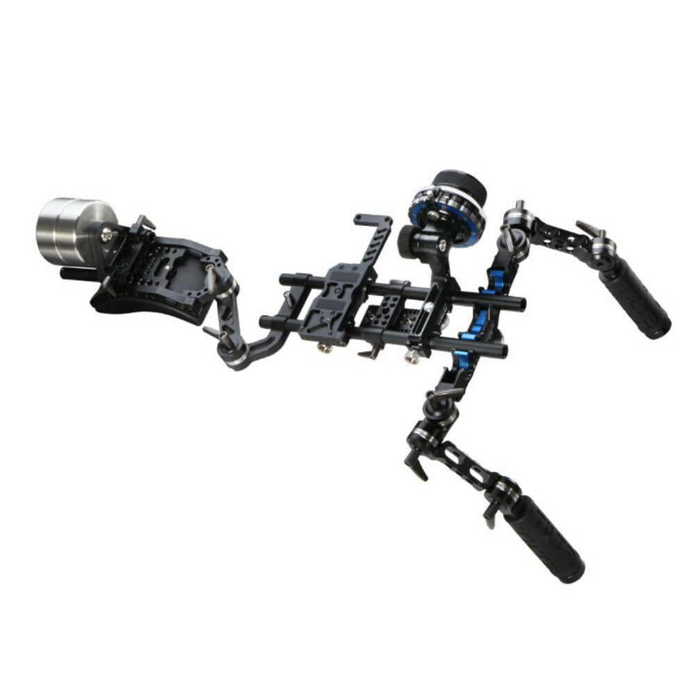 HDSLR Follow Focus Rig System