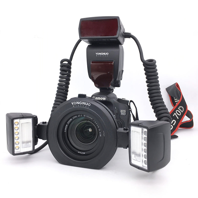 Pro Twin Macro Flash Speedlite