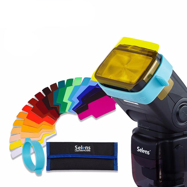 Color Flash Filters