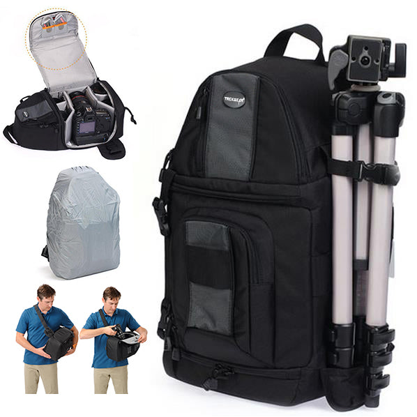 T2.0 DSLR + Tripod Backpack