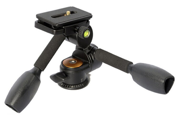 3-way Video Tripod ballhead