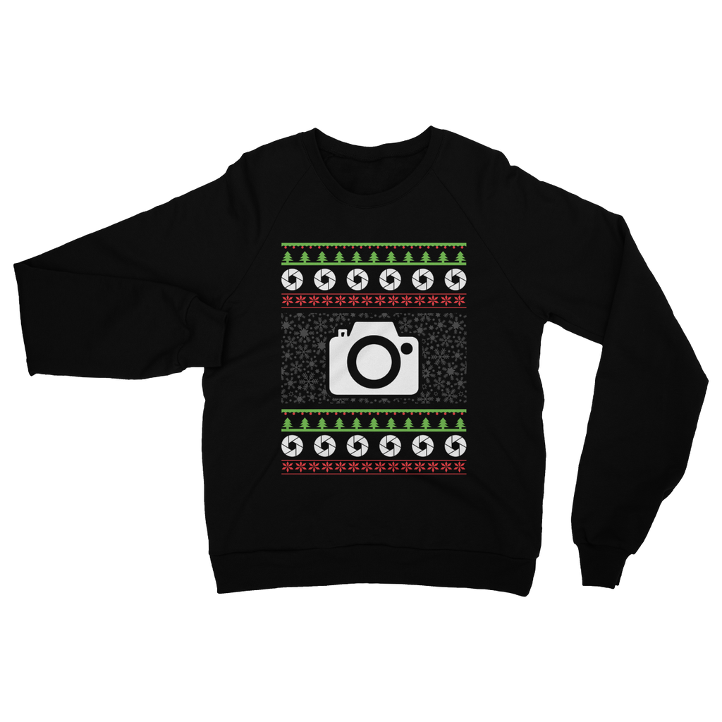 Classic Lens Ugly Sweaters