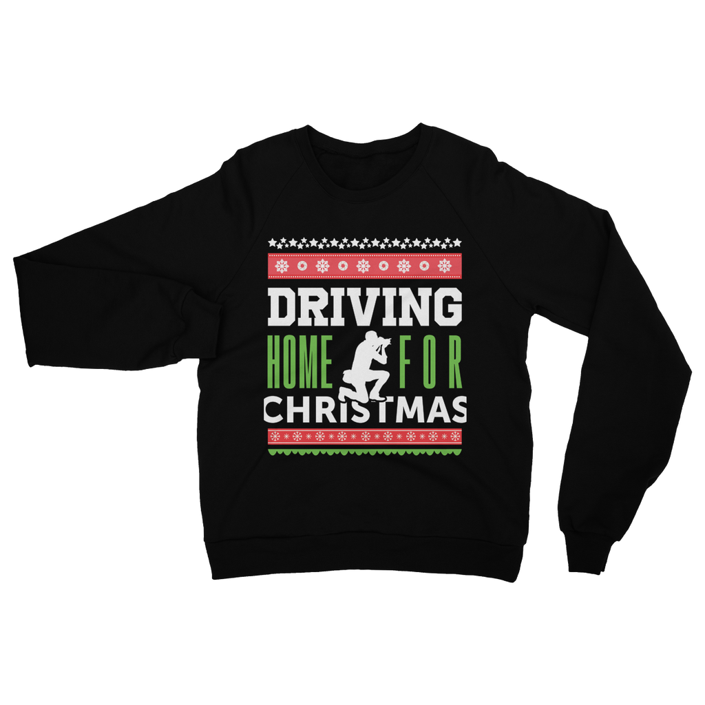 Driving Home Fore Christmas Ugly Sweater