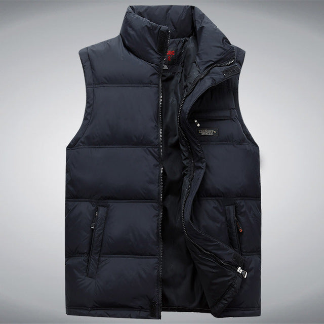 Winter Casual Padded Vest