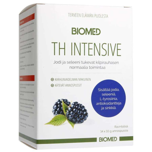 Biomed TH Intensive
