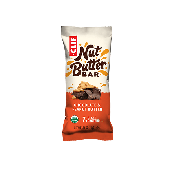 Clif Bar Nut Butter Bar Chocolate & Peanut Butter