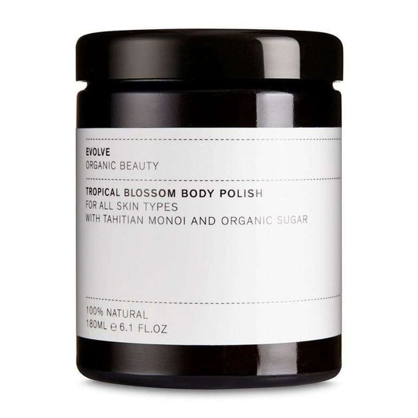 Evolve Tropical Blossom Body Polish - Sokerikuorintavoide