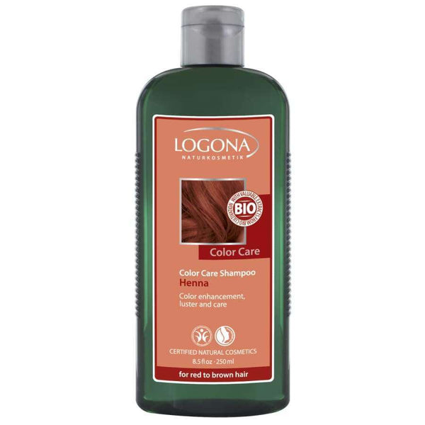 Logona Color Care Shampoo - Henna red