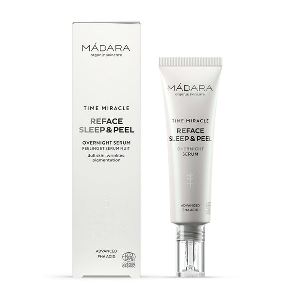 Madara Time Miracle Reface Sleep & Peel Seerumi