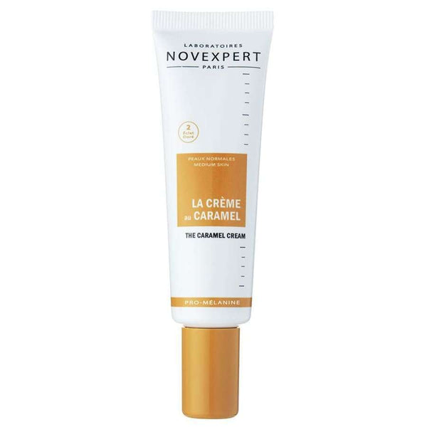 Novexpert BB-voide The Caramel Cream Medium Golden Radiance