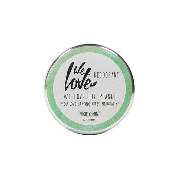 We Love The Planet Deodoranttivoide Mighty Mint