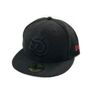 DLOG - New Era 59Fifty Fitted Cap - Black
