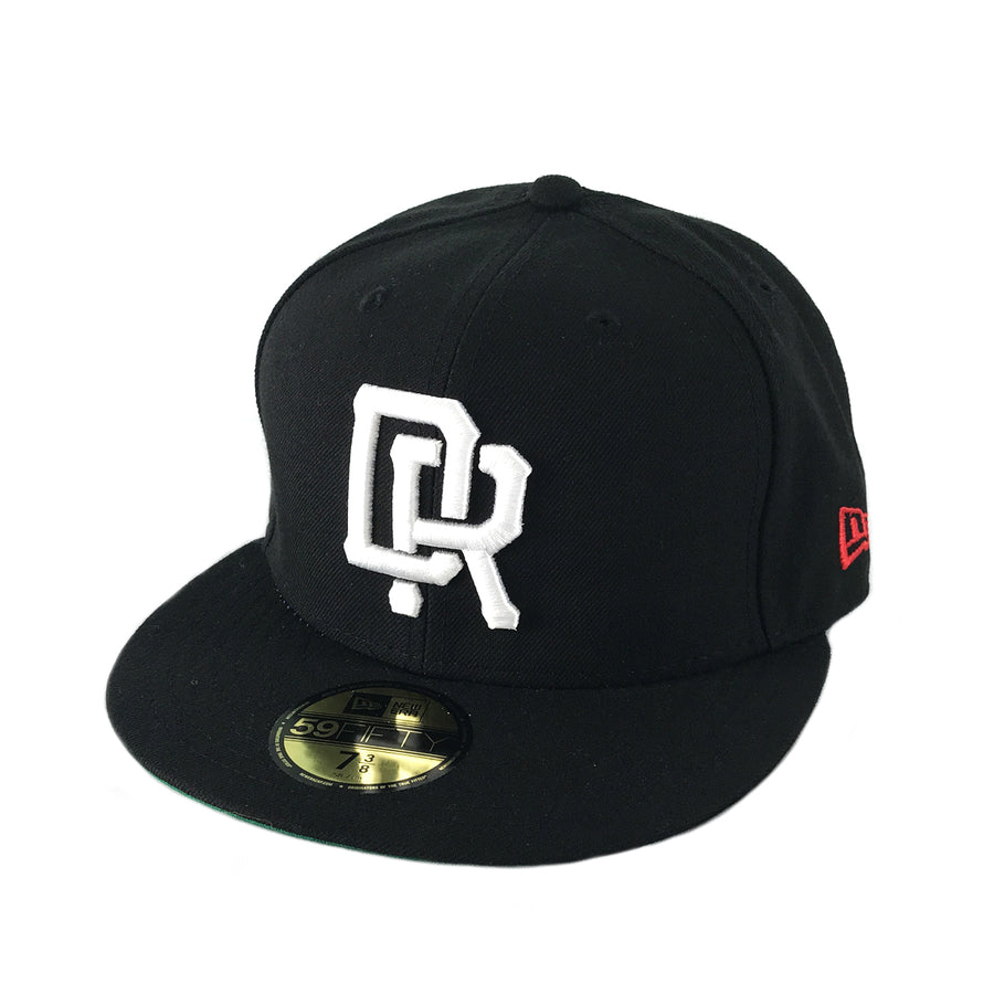 DR - New Era 59Fifty Fitted Cap - Black