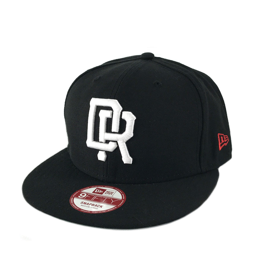 DR - New Era 9Fifty Snapback Cap - Black