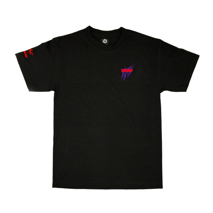 THE BREAKS  - Mens Black Tee