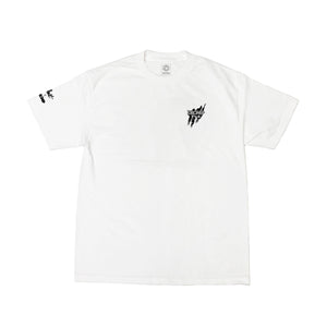 THE BREAKS  - Mens White Tee