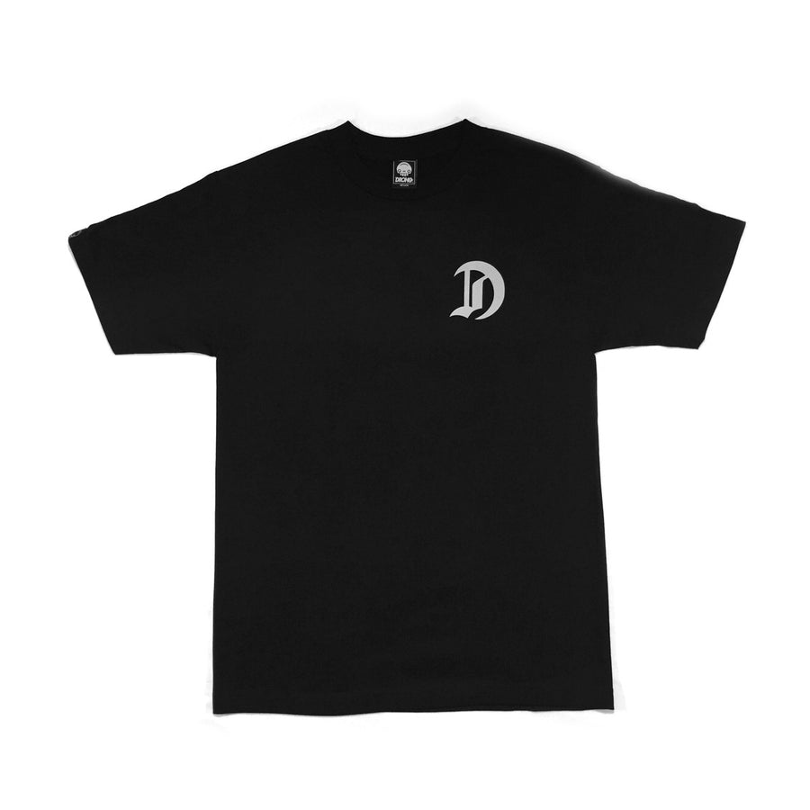 BS SKLO  - Mens Black Tee