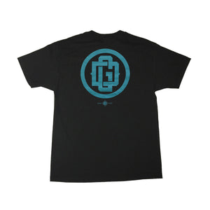 DG  - Mens Black Tee