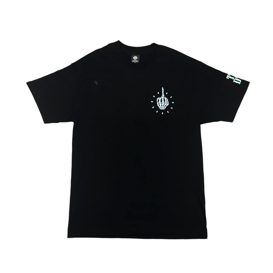 FKTIME  - Mens Black 2 Tee